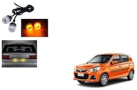 Skynex Name Plate led Light Yellow For Maruti Suzuki Alto K10