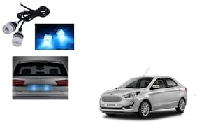 Skynex Name Plate led Light Blue For Ford figo Aspire