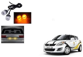 Skynex Name Plate led Light Yellow For Maruti Suzuki Swift New (Type 2)