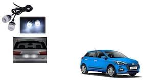 Skynex Name Plate led Light White For Hyundai Elite I20