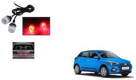 Skynex Name Plate led Light Red For Hyundai Elite I20