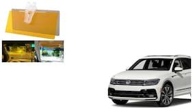Skynex Night Vision Clip Glasses Yellow For Volkswagen Tiguan