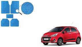 Skynex Premium Blue Noodle Car Foot Mat / Floor Mat For  Hyundai Grand i10
