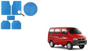 Skynex Premium Blue Noodle Car Foot Mat / Floor Mat For  Maruti Suzuki Eeco