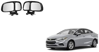 Skynex  Vehicle Car Blind Spot Mirrors Angle Rear Side View Black For Chevrolet Cruze