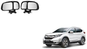 Skynex  Vehicle Car Blind Spot Mirrors Angle Rear Side View Black For Honda Crv