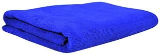 SOFTSPUN Microfiber Car Cleaning,Detailing & Polishing Cloth - 40x60 cm - BLUE