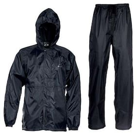 Solid Men's Raincoat