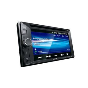 Sony - XAV-650BT-15.7 cm WVGA Touch Panel Monitor with Bluetooth