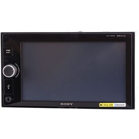 Sony XAV-V630BT Car Stereo & Monitor
