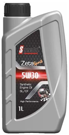 Speedol Zeta Sport 5W30  Fully Synthetic Oil