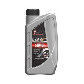 Speedol Zeta Sport 5W40 Fully Synthetic Oil