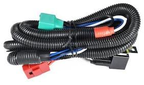 Speedwav Car H4 Headlight Relay Wiring Harness-Maruti Alto 800