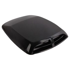 Takecare Car Double Vent Air Intake Bonnet Scoop For Scoda Laura