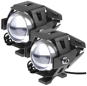 Spidy Moto 125W Motorcycle U5 LED Headlight Fog Driving Lamp Spot Light For Motorcycle