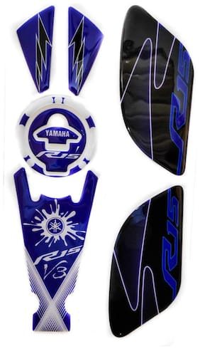 Spidy Moto Gas Fuel Tank Motorcycle Oil Pad Protector Decals Sticker Anti Slip Adhesive Side Knee Grip 001 for Yama R15 V.3