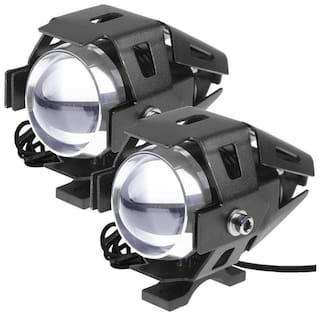 Spidy Moto High Power u5 Motorcycle Cree Spot Light Driving Fog Lamp KTM 390 Duke