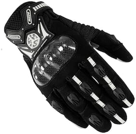 Spidy Moto MC20 Scoyco Full Finger Professional Motorcycle Anti Skid Gloves  Shell Protection With Touch Screen Device
