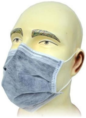 SSWW Corbon Safety Biker/rider mask ( Pack of 5 )