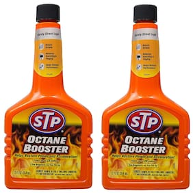 STP Octane Booster 354 ml Pack Of 2