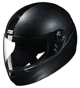 Studds Chrome Elite Full Face Helmet Black