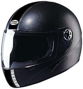 Studds Chrome Full Face Helmet Black