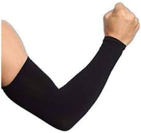 Sunshopping Men's & Women's Sunlight Protection Cotton Arm Sleeves-Protection From Dust;Pollution;Sunburn;UV Protection-Suitable For Driving;Cycling;Hiking And Sports-Summer Gloves