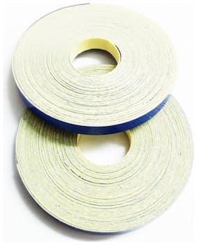 Superior Quality Imported 0.25 cm Reflective Tape - 24 Ft. Blue color Roll Pack of 2
