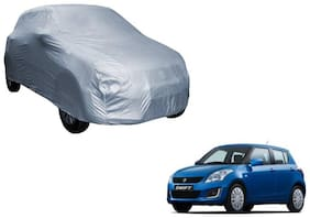 SWIFT Old silver car cover