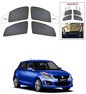 Synthetic Car Sun Shades for Swift
