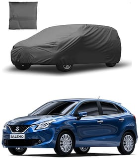 Synthetic Waterproof RME CAR Body Cover for MARUTI BALENO