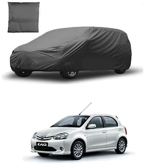 Synthetic Waterproof RME CAR Body Cover for Etios Liva