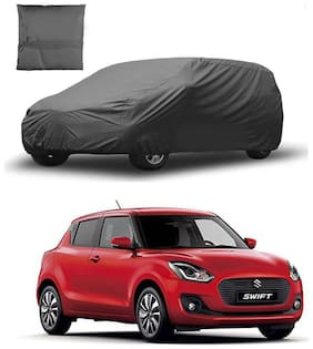 Synthetic Waterproof RME CAR Body Cover for MARUTI SWIFT 2018