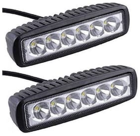 Take Care 6 Led Fog Light For Suzuki Bandit 1250S