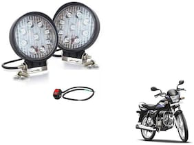 Take Care Fog Lamp,Headlight,Side Marker,Back Up Lamp LED (White)