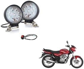 Take Care Fog Lamp,Headlight,Side Marker,Back Up Lamp LED (White)