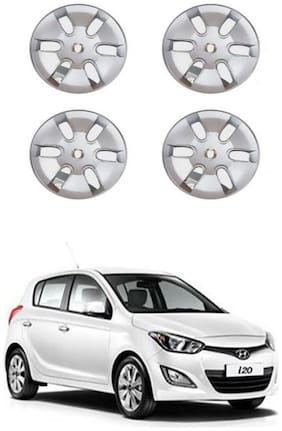 Takecare 14 Inch Wheel Cover For Hyundai I-20(4 Pieces)