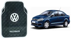 TAKECARE CAR RUBBER MAT FOR VOLKSWAGEN VENTO