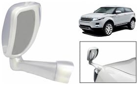 Takecare Front Fender Suv Wide Angle Mirror White For Bentley Flying Mulsanne (1 Piece)