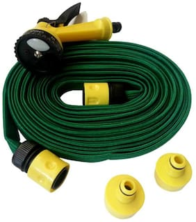 Takecare Water Spray Gun With 10 m Hose Pipe