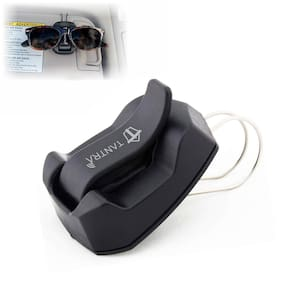 TANTRA Clipper Sunglasses Holder for Sun Visor/Air Vent - Conveniently Holds Sunglasses