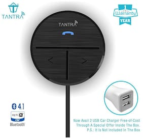 Tantra Fluke Universal Car Bluetooth Hands-Free Kit (Pack Of 1)