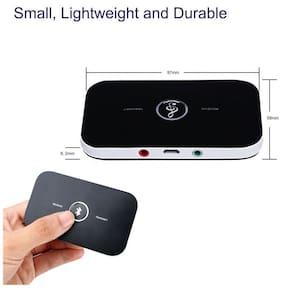 Tech Gear 2-in-1 Wireless Stereo Audio Music Bluetooth Transmitter Receiver Adapter 3.5mm