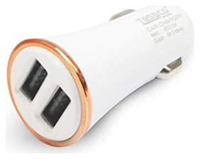 Tessco 3.4A USB Car Charger (DC-253) for Android Devices