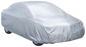 TGP GROUP BRANDED WATER RESISTANT SILVER CAR BODY COVER FOR HYUNDAI EON