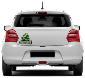 The Hulk Smash Car Graphic Sticker Decal Styling Accessories by Autographix