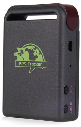 TK102B GSM GPRS Car GPS Tracker Vehicle Tracking Locator with SOS Over-speed Alarm