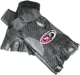 TLN Bike Gloves/Biker Gloves/Motorcycle Gloves/Bike Racing Gloves/Riding/ Gym Gloves/Fitness Gloves/Cut Fingers Gloves with Wrist  for Men