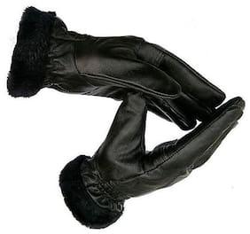 TLN Foxy Winter /Bike/Scooty /Riding /Gym /Fitness /Full Fingers Women's Gloves