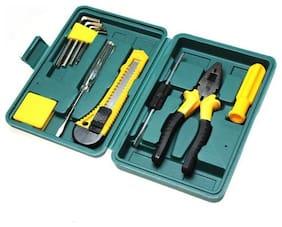 Tool Box Kit Utility Cutter Tape Measure